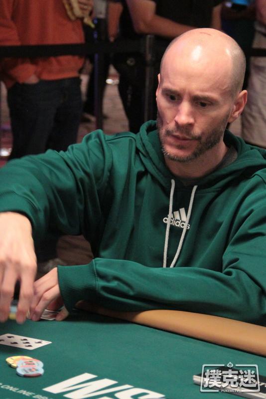 【蜗牛棋牌】豪客牌手Mike Leah谈为人父的生活和个人的扑克生涯