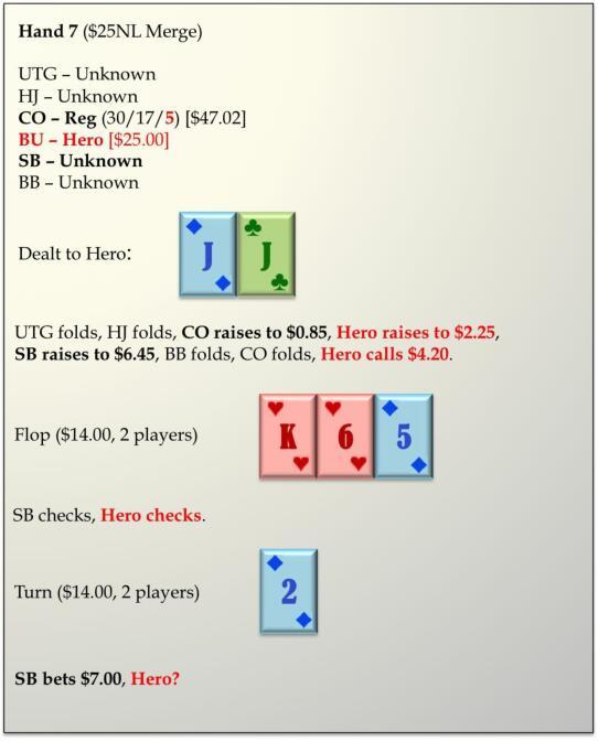 【蜗牛棋牌】六人桌常规局典型牌例100手-7