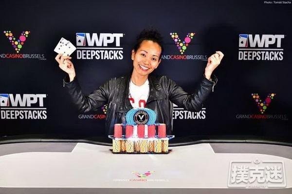 【蜗牛棋牌】Gregory Luttke-Grech获得WPTDeepStacks布鲁塞尔主赛冠军