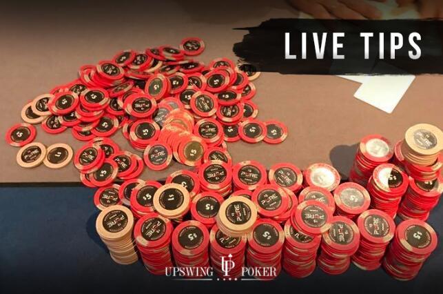 【蜗牛棋牌】八个让你口袋更充实的现场扑克技巧