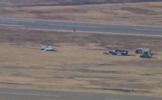 【蜗牛棋牌】美军2架教练机在空军基地坠毁 2名飞行员丧生