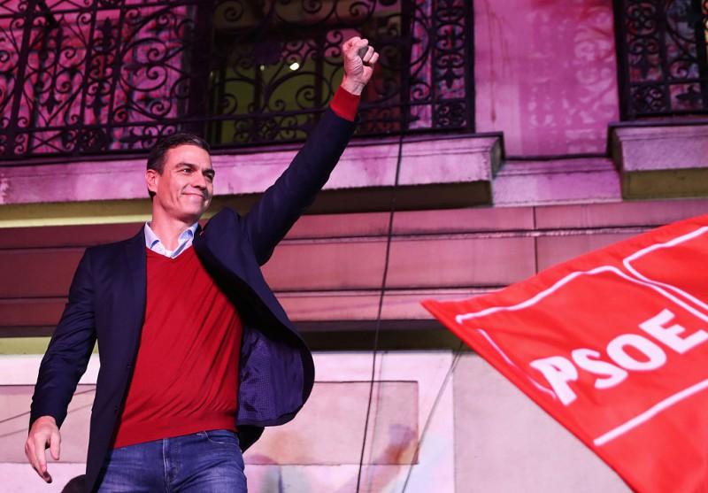【蜗牛棋牌】西班牙今年内第二次大选 工人社会党胜出