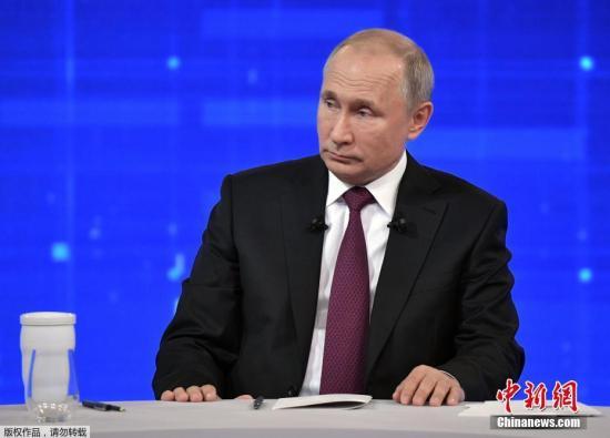 【蜗牛棋牌】俄方:普京不反对与乌克兰总统泽连斯基举行会晤