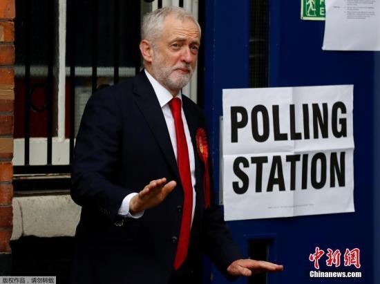 【蜗牛棋牌】英国工党发表竞选纲领 承诺获胜后将举行二次公投