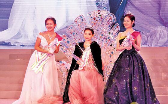 【蜗牛棋牌】亚洲小姐香港区决赛 25岁罗思雅夺冠