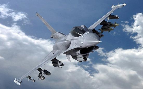 """【蜗牛棋牌】菲律宾将购三代半战斗机 或在F-16和""""鹰狮""""选择"""