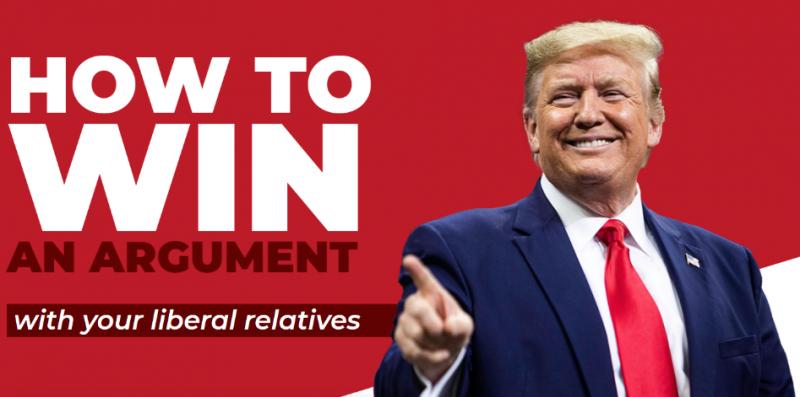 【蜗牛棋牌】如何驳倒政见不同的亲属?特朗普团队推出新网站