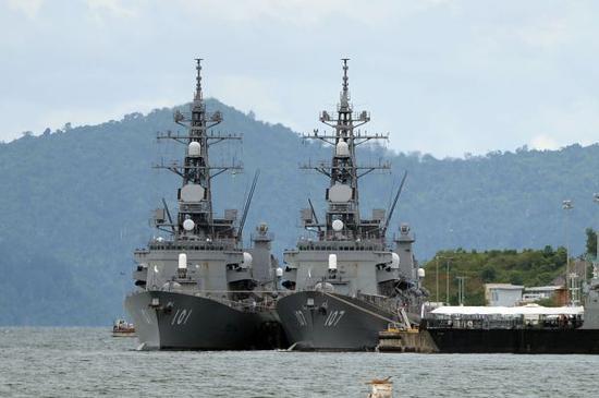 【蜗牛棋牌】日本将单独向中东派遣自卫队 不参加美国护航联盟