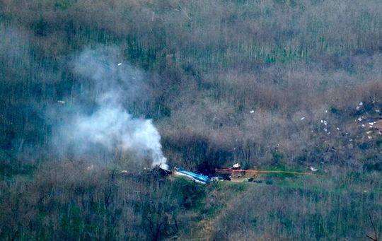 【蜗牛棋牌】科比所乘直升机坠毁:该机按规定无需安装黑匣子