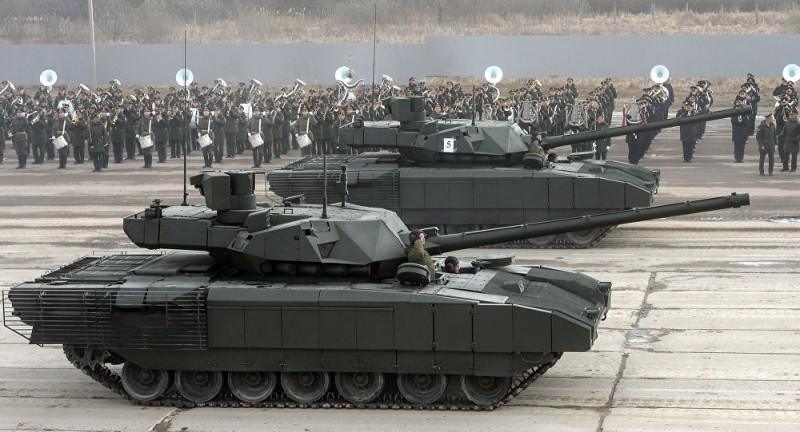 【蜗牛棋牌】俄坦克加装车内厕所 英媒酸了:我们的坦克都没有