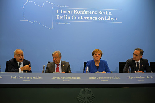 【蜗牛棋牌】德媒:利比亚问题柏林峰会迈出积极一步