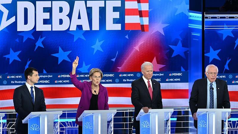 【蜗牛棋牌】美大选首场初选投票前的最后辩论:这5点值得关注