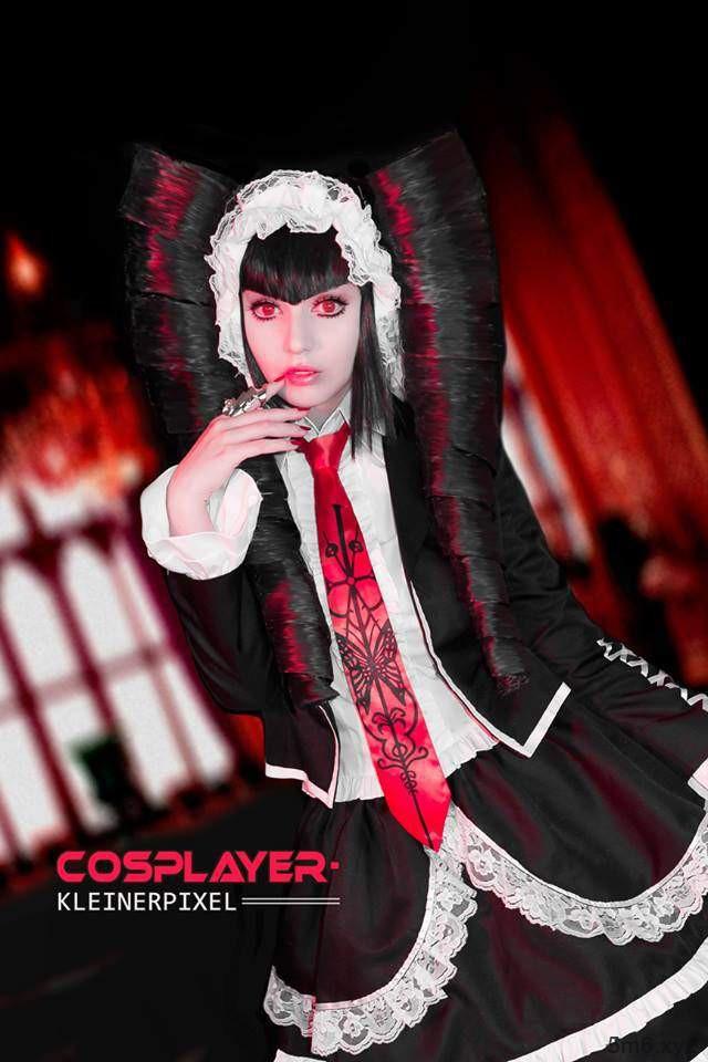 【蜗牛棋牌】玩家Cosplay动漫人物角色妆容 分享Cosplay彩妆教学