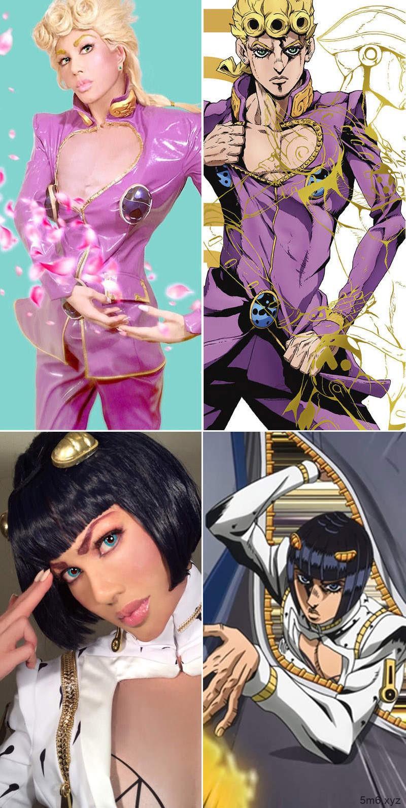 【蜗牛棋牌】叶恭子cosplay梅洛尼 角色扮演还原度超高