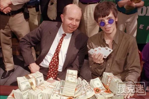 【蜗牛棋牌】扑克巨星Stu Ungar去世已21年