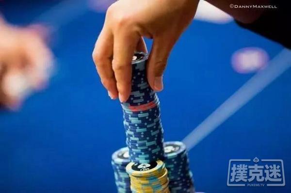 【蜗牛棋牌】小注额锦标赛中有四个牌手3bet不够多的最常见场合