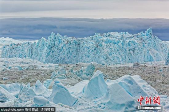 【蜗牛棋牌】气候暖化非单一威胁 格陵兰冰川加速消融因它(图)