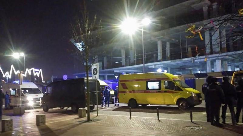 【蜗牛棋牌】俄罗斯加里宁格勒发生枪击案 致2人死亡1人受伤