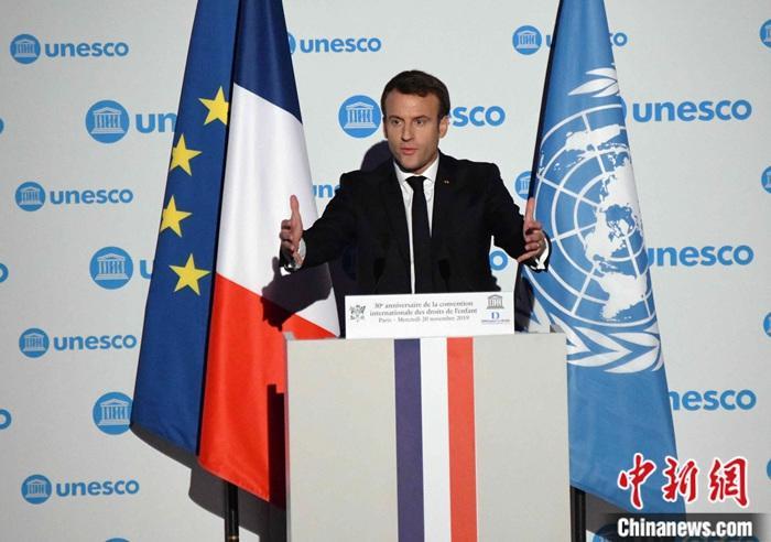 【蜗牛棋牌】马克龙阐述法国核战略 呼吁欧洲防御政策协调一致