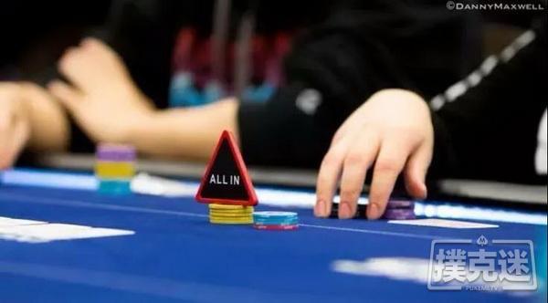 【蜗牛棋牌】差牌如何赢得大底池?顶对转诈唬了解一下