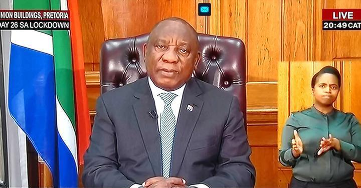 【蜗牛棋牌】南非总统:将提供约占南非GDP10%的资金支持抗疫