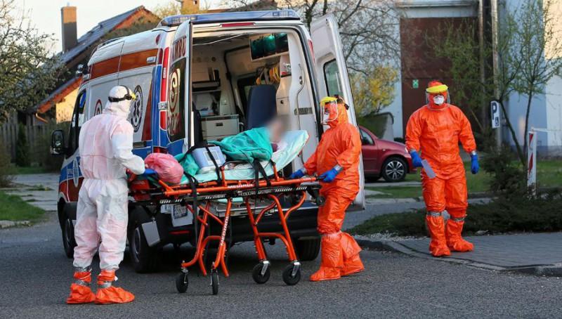 【蜗牛棋牌】波兰新增新冠肺炎确诊病例263例 累计确诊9856例