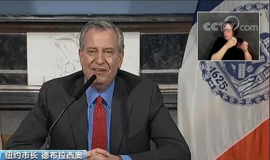 【蜗牛棋牌】纽约市长:多次求援但联邦政府无动于衷 不可思议