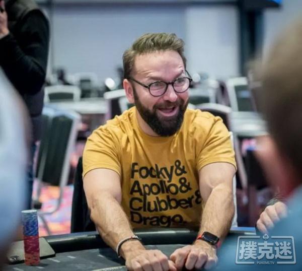 【蜗牛棋牌】扑克爱好者的终极考验 你知道丹牛一共拿到过几次百万美金级别的奖金么?
