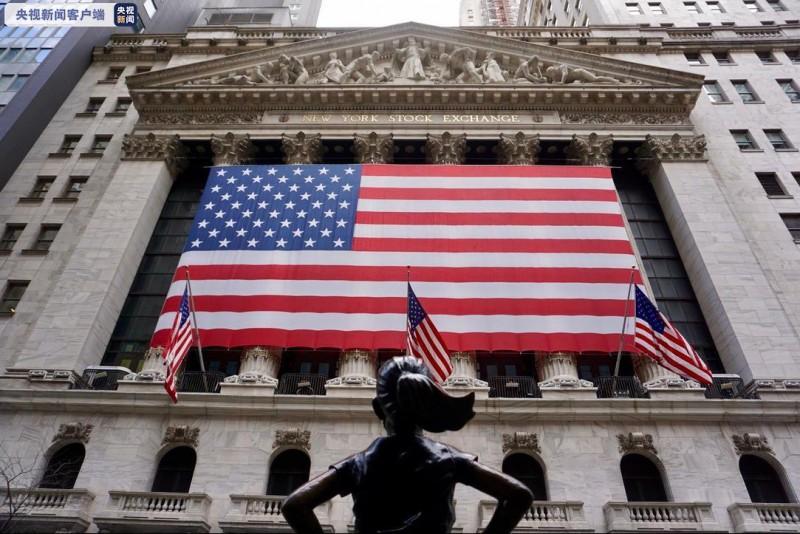 【蜗牛棋牌】经济重启前景难料 美股道指周三承压下跌