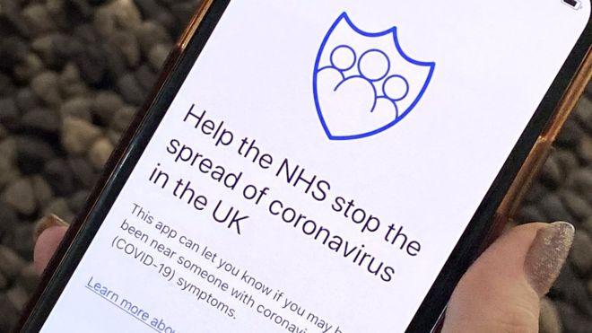 【蜗牛棋牌】英国新冠病毒追踪软件今在怀特岛先行开放上线