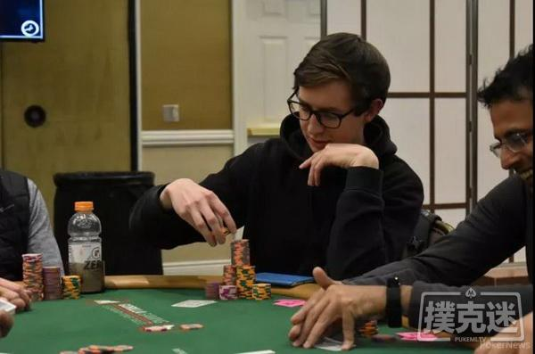 【蜗牛棋牌】牌坛又一黑马,曾两个月收获百万美金的少年