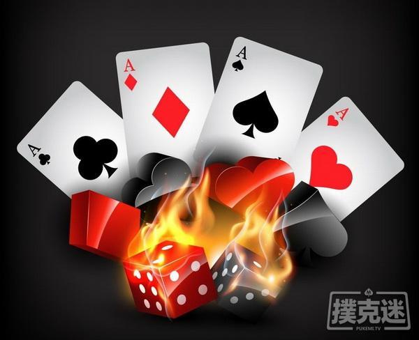 【蜗牛棋牌】新手必读:德州扑克中的十大杀手锏之进阶版:打弱A