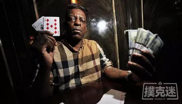 【蜗牛棋牌】毒贩在监狱打了15年的扑克..结果出狱用500美元赢出了150万