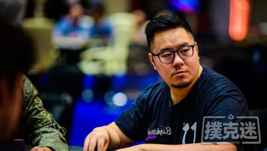 【蜗牛棋牌】香港选手Danny Tang希望再赢一条金手链
