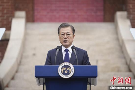 【蜗牛棋牌】韩国总统文在寅:韩经济保持了韧劲 第三季度有望反弹