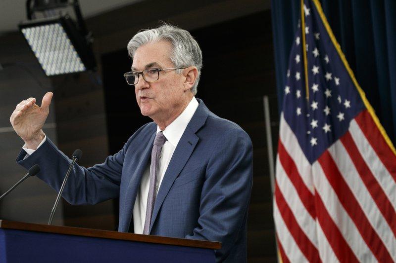 【蜗牛棋牌】美联储主席:美第二季度GDP或达史最大降幅 前景不明