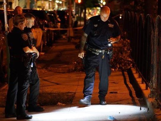 【蜗牛棋牌】纽约过去24小时至少40人卷入枪击事件 2人死亡