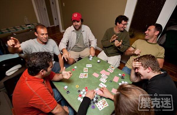 【蜗牛棋牌】德州扑克是心理战or牌理战?那得看你跟谁玩!