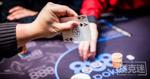 【蜗牛棋牌】关于德州扑克中AA的一些小常识,你知道多少?