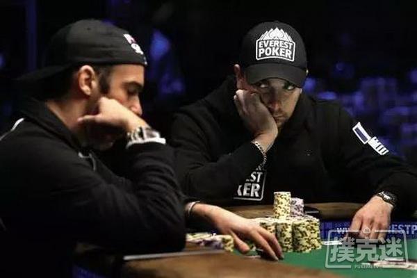 【蜗牛棋牌】德州扑克牌桌上最容易露出马脚的5个小动作