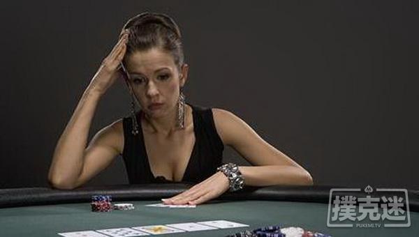 """【蜗牛棋牌】面对弱鸡德州扑克玩家,有必要施展""""平衡""""这个高级打法吗?"""