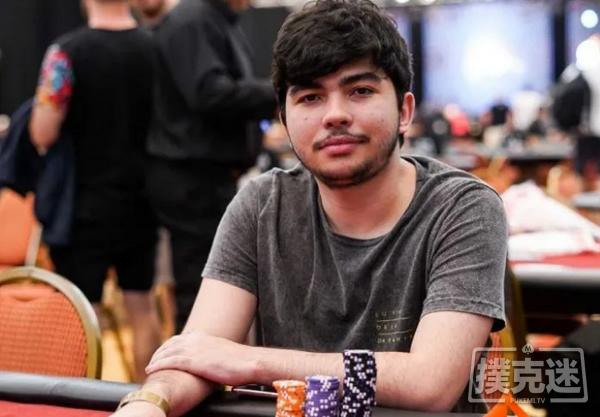 【蜗牛棋牌】对扑克的热情驱使巴西选手Leonardo Mattos获得WSOP的胜利