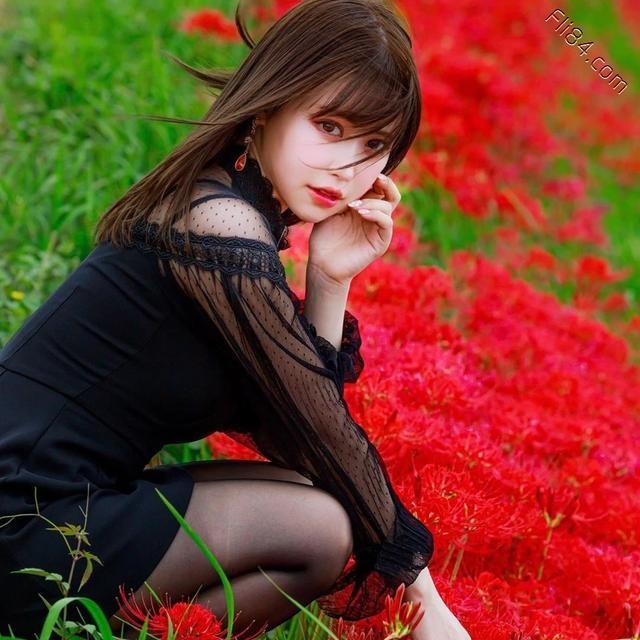 """【蜗牛棋牌】日本妹子""""白田まい"""",长相甜美可爱又有点""""骚""""~"""