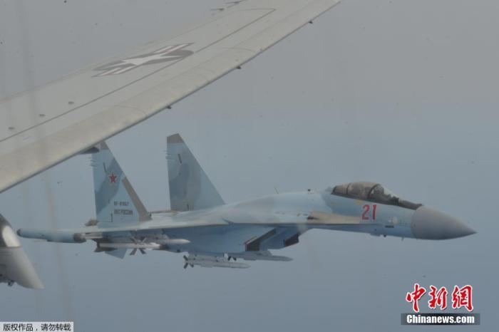 【蜗牛棋牌】俄军方:俄战机拦截美侦察机 阻止美军机侵犯俄边境