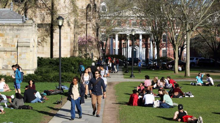 【蜗牛棋牌】美司法部称耶鲁大学招生歧视亚裔:不改变就起诉