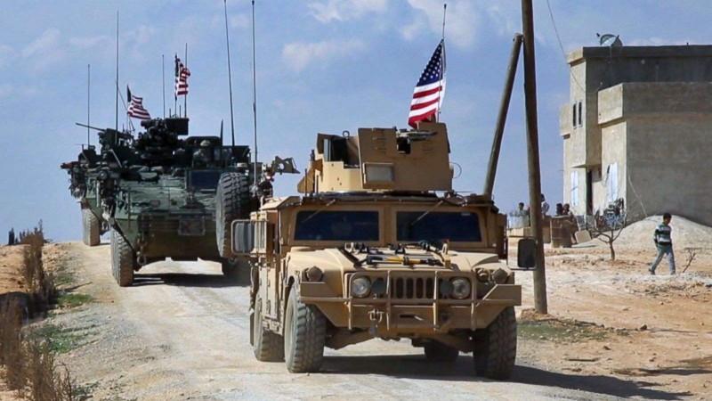 【蜗牛棋牌】美叙军队在叙利亚东北部发生冲突造成叙军一死两伤