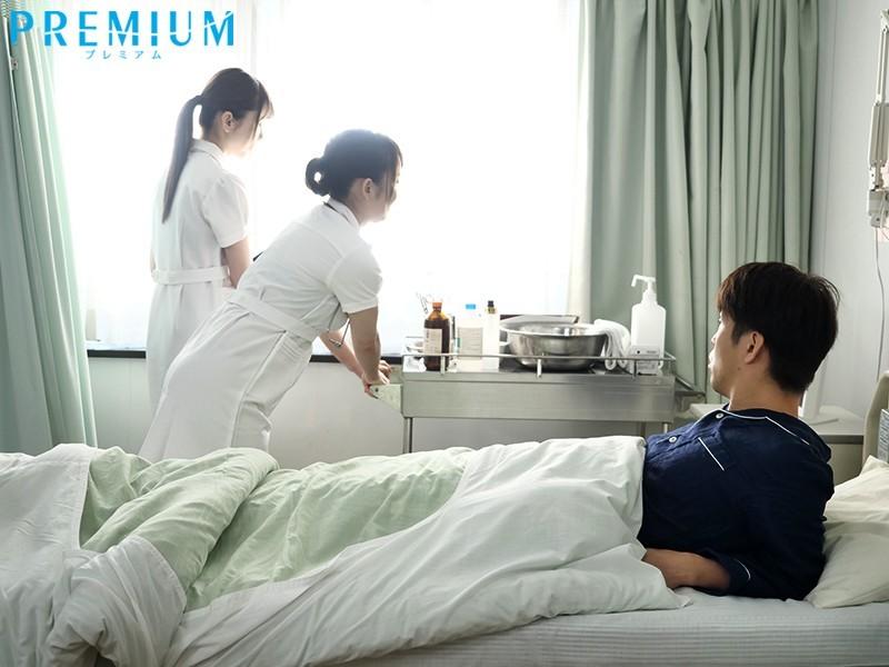 【蜗牛棋牌】PRED-260:一次两个巨乳护士帮你服务,实在是好幸福啊!