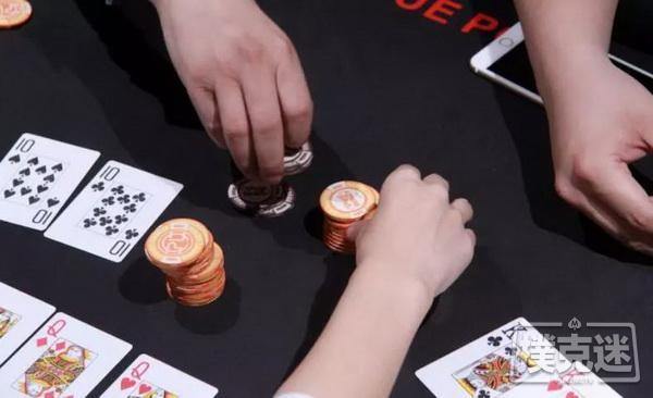 【蜗牛棋牌】玩200小时德州扑克一次set也没中!真那么巧吗?