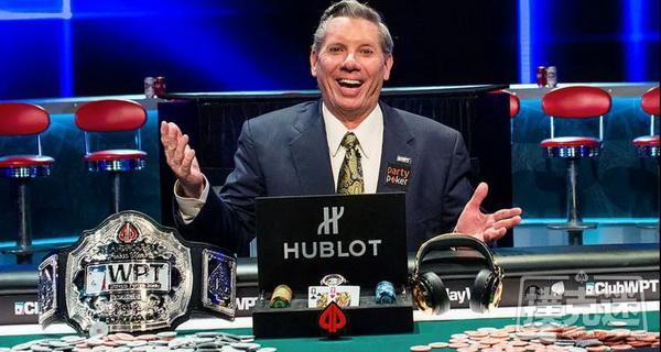 【蜗牛棋牌】扑克界向Mike Sexton致敬