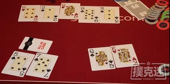 【蜗牛棋牌】手把手教你玩德州扑克顶对
